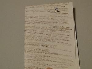 numbering quire pages