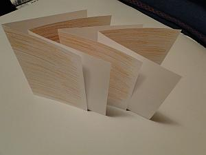 four sheets folded once