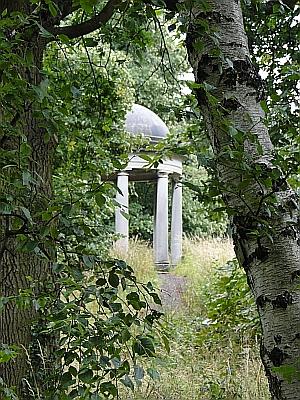 Temple of Aeolus at Kew